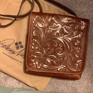 Patricia Nash Florence Granada Tooled Bag